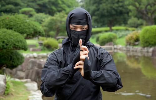 忍者修行を体験!大人も子供も楽しい忍者の里スポット5選