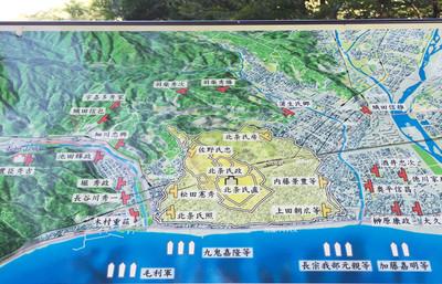 秀吉気分で小田原城を見下ろす!石垣山一夜城歴史公園で天下人の景色を楽しむ旅