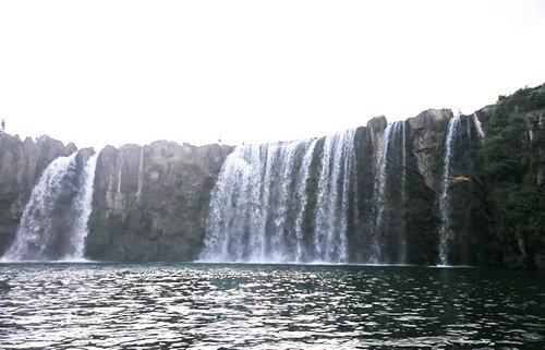 大分・原尻の滝、美しい大自然の姿と古きよき農村風景に癒やされる歴史旅