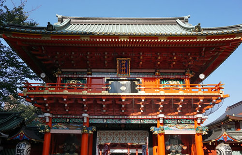 東京で将門伝説に触れる!平将門にゆかりを持つ東京都内の神社7選
