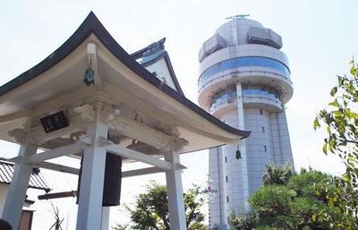 日本標準時の街・明石、宮本武蔵が闊歩し柿本人麻呂が詠んだ、子午線パワーの地を巡る旅