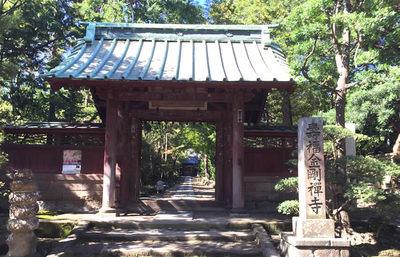 江戸城を作った男・太田道灌、関東発展の礎を築いた武将の知られざる墓を巡る旅