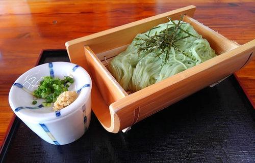 香川・小豆島の名物、オリーブそうめん【みんなで楽しむご当地グルメ】