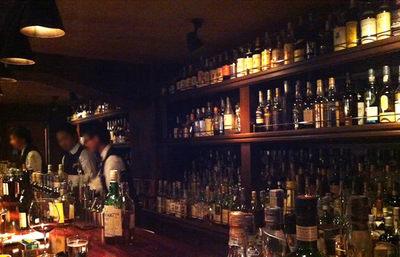 名古屋が誇る名BAR・バーンズ、名古屋観光の夜を華やかにしてくれる名バーを巡る旅