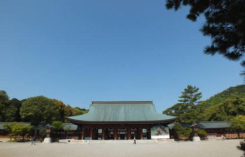 神武天皇の宮・橿原神宮、神武東征の伝承を感じながら巡る奈良の旅
