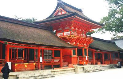 宇佐神宮、全国に4万ある八幡社の総本宮へ参拝し、その成り立ちの謎に迫る大分旅