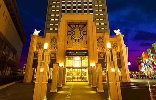 USJは目の前!ザ・パークフロントホテル アット ユニバーサル・スタジオ・ジャパン【泊まったみんなのお薦め宿】