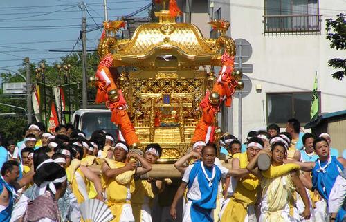 港町・根室が沸き立つ3日間!北海道三大祭りに数えられる根室金刀比羅神社例大祭