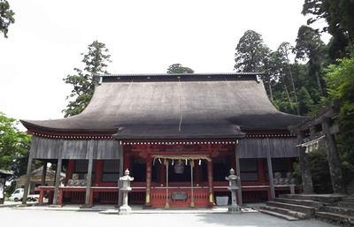 日本三大修験の英彦山、英彦山神宮を巡り、英彦山成立の伝承に触れる北部九州旅