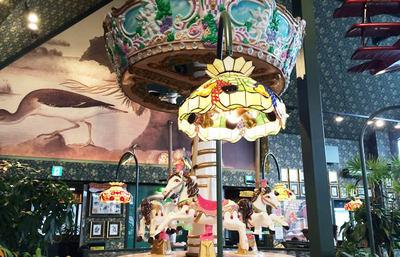函館民が誇るNo.1ご当地バーガーが凄い!バードウォッチングやメリーゴーランドだって楽しめる