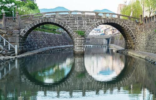 日本の石橋文化の発祥地へ。眼鏡橋をはじめとした石橋群を巡りアーチ式石橋に憑かれた男たちを知る旅