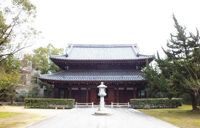 日本の食文化の源流はココにあり!承天寺と妙楽寺、食の発祥地を巡る博多旅