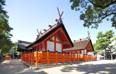 航海の神を祀る大阪の住吉大社、総本社で三つ星信仰生成のストーリーに触れる旅