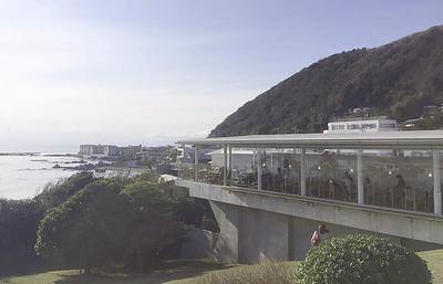 オーシャンビューが美しい葉山の穴場はココ!美術館併設のレストランからプチ海辺散歩