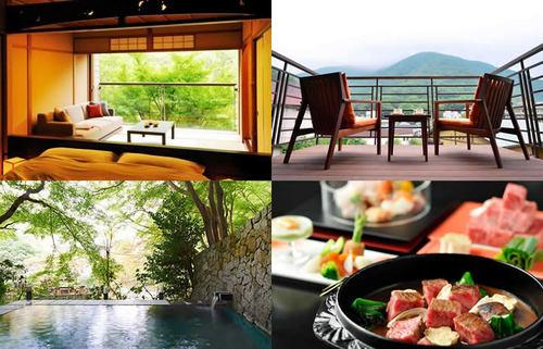 風情ある老舗からハイセンス宿まで!箱根湯本でお薦めの和の温泉旅館8選