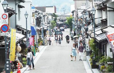 天領日田、かつて九州の政治経済の中心地となった街の足跡を巡り、繁栄の秘密を知る旅