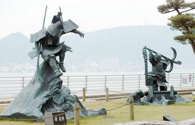 壇ノ浦で滅亡した平家と赤間神宮、合戦の歴史が残るスポットを巡る旅