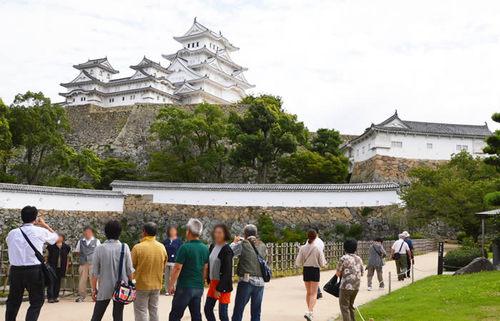 石垣に注目すれば城巡りがもっと楽しくなる。姫路城に見る石垣の楽しみ方