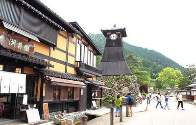 風情溢れる但馬の小京都・出石。時計台に皿そば、出石城と近畿最古の芝居小屋を巡る旅