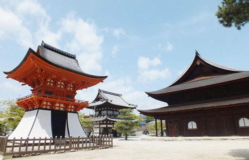 広島・安国寺恵瓊で知られる安芸安国寺(不動院)と二葉の里、歴史の散歩道を巡る旅