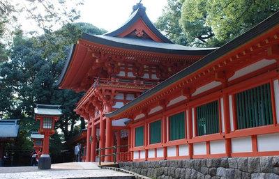 氷川神社、大宮の地名の由来にもなった武蔵国一宮で祭神の謎に触れてみる歴史旅