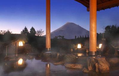 富士山の絶景を目の前に温泉と富士見酒!ホテルグリーンプラザ箱根【泊まったみんなのお薦め宿】