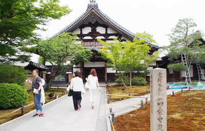 高台寺とねねの道、亡き秀吉への想いが込められた京都東山の名刹を歩く旅
