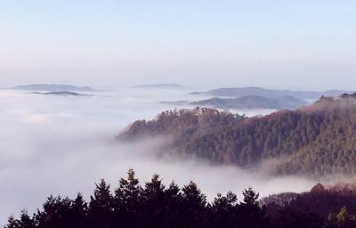 日本三大山城を攻めたい!山上高所に残る名城、美濃岩村城、大和高取城、備中松山城を歩く旅