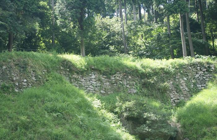大野城の百間石垣