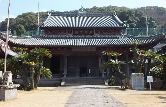 長崎の寺町、鍛冶屋町界隈、後の日本文化に大きな影響を与え ...