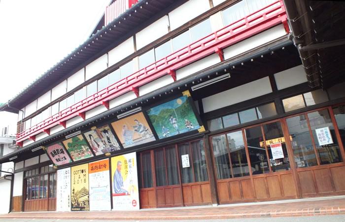 福岡県飯塚市の嘉穂劇場
