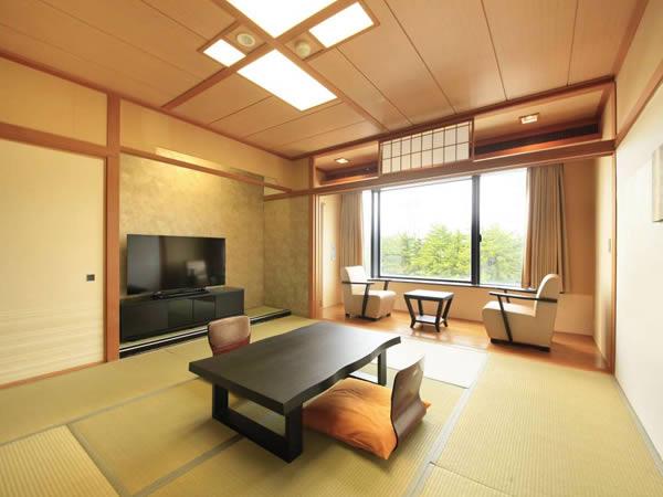 和室の客室例