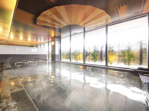ホテル内のお風呂例