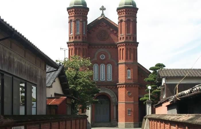 大正2年建築の今村教会堂
