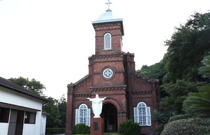 大正5年建築の大曽教会